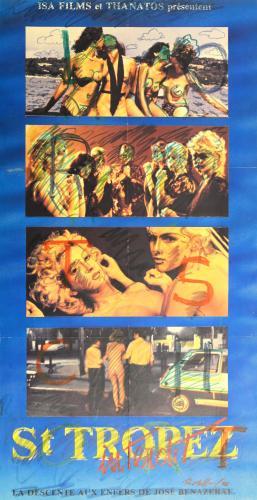 ROTELLA MIMMO - ST.TROPEZ INTERDIT 1986