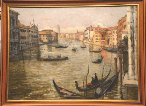 BERNARD EMILE - VENEZIA 1924