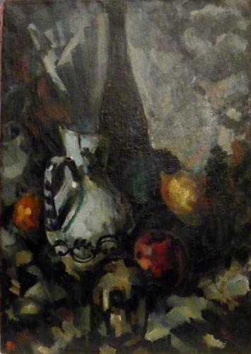 BERENY ROBERT - NATURA MORTA 1911