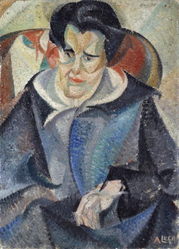 LEGA ACHILLE  - LA MADRE 1917