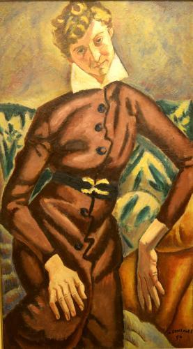 GONZALES MARCEL - FIGURA 1954