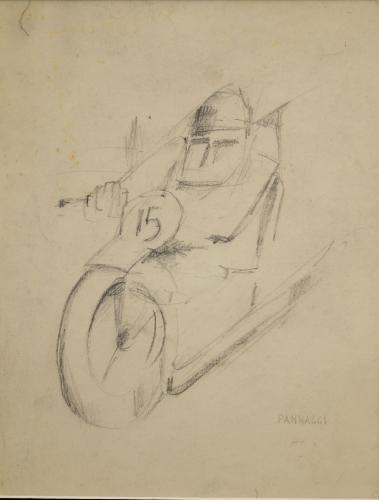 PANNAGGI IVO - MOTOCICLISTA