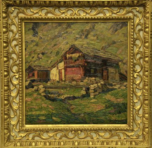 PAVAN ANGELO  - BAITA 1922
