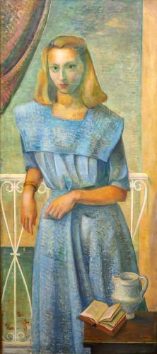 TOZZI MARIO - FIGURA 1938