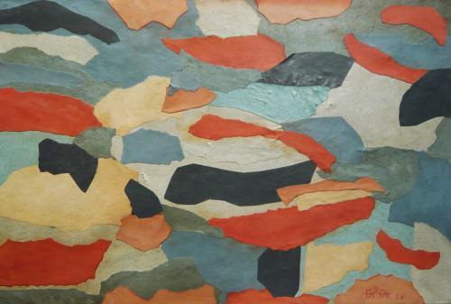 FARFA  ( Osvaldo Tommasini ) - Collage 1958