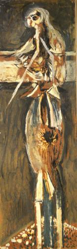 SUTERLAND GRAHAM  VIVIAN - STANDING  FORM 1954