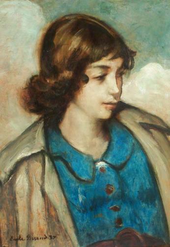 BERNARD EMILE - GIOVINETTA 1937
