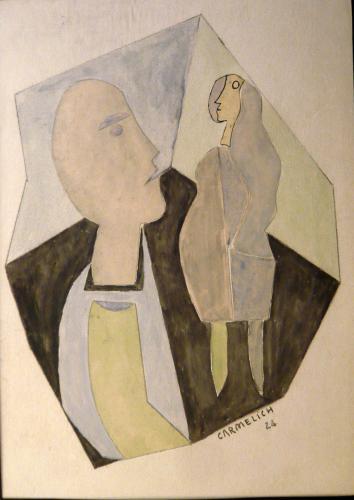CARMELICH GIORGIO - FIGURE 1924