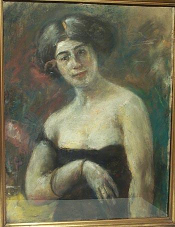 Emilio Gola - Ritratto