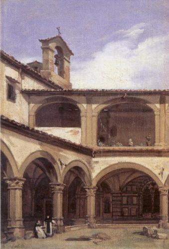 Lorenzo Gelati - Nel Chiostro
