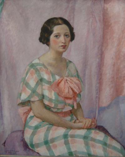 PRADA CARLO  - FIGURA 1933