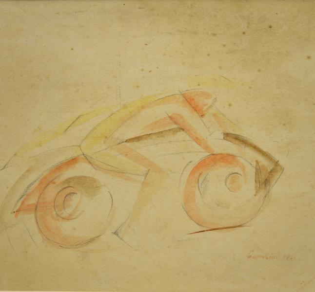 MOTO IN CORSA 1930