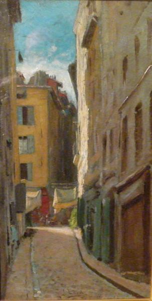Vicolo a Firenze
